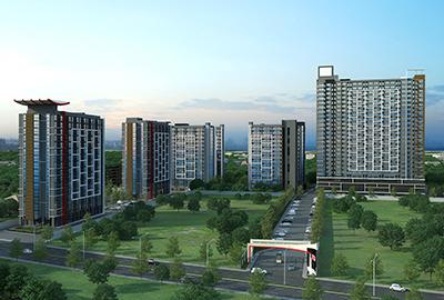 泰国Sampeng 2 Condominium住宅楼项目