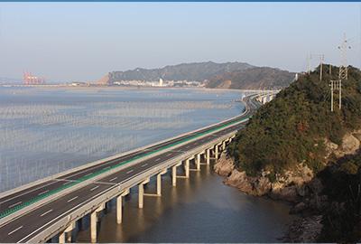 77省道延伸线龙湾至洞头疏港公路