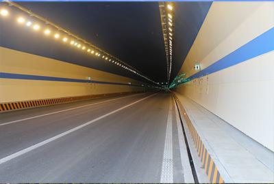 烟台胜利南路隧道