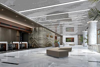 包商银行商务大厦项目精装修工程