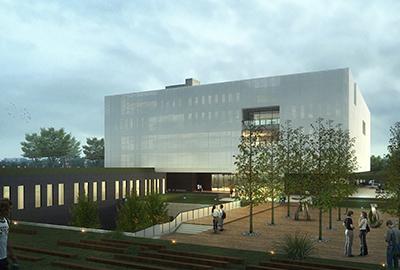 丽水市图书馆新馆建设PPP项目