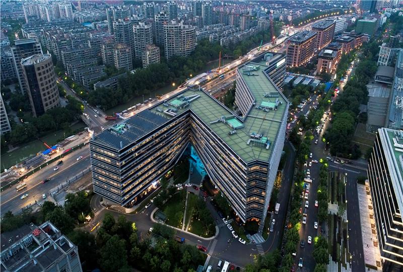 杭州阿里中心