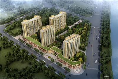 婺城区二七新村棚户区改造安置房建设工程