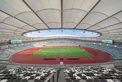 苏州工业园区体育中心项目