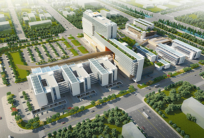 佛山市顺德第一人民医院易地新建项目