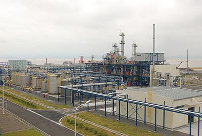 日本三菱化学年产2.5万吨PTMG总承包项目