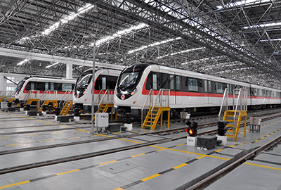 杭州地铁1号线综合监控集成工程