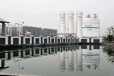 浙江杭州市燃气集团平顺LNG应急气源站建设工程