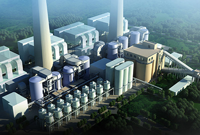 贵州盘南电厂脱硫项目4×600MW机组脱硫系统增容改造EPC工程
