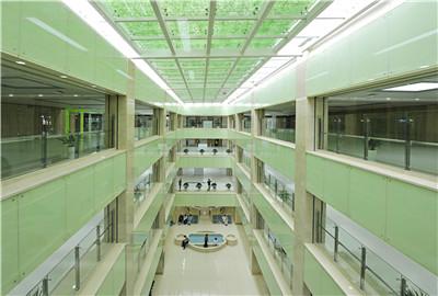 东阳市人民医院医疗综合大楼装饰工程