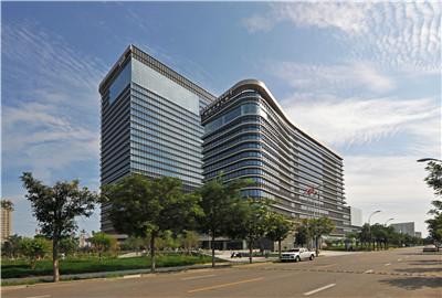 包商银行商务大厦
