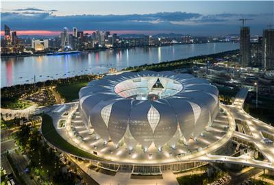 杭州奥体中心主体育场及附属设施第一检录处